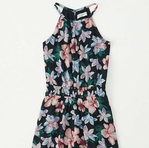 Abercrombie kids girl Rompers size 7/8
